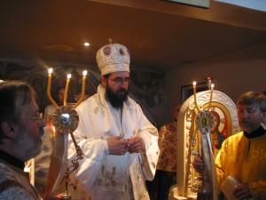 Mgr Joseph Métropolite roumain