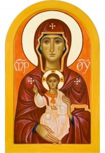 Louveciennes Mère de Dieu