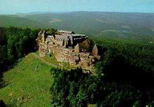 Monastère Mont-Sainte-Odile