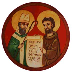 St Germain et Cloud logo paroisse