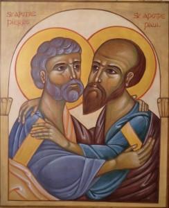 Saints Pierre et Paul Louveciennes