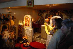 Office Eglise orthodoxe de Louveciennes