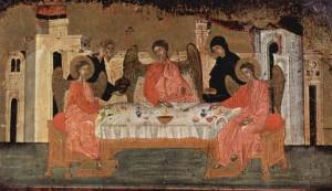 Hospitalité d'Abraham