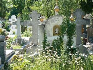 cimetière orthodoxe
