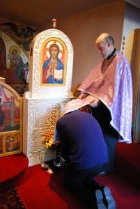 Confession et absolution