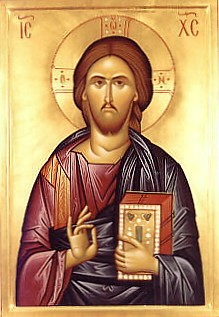 eastern orthodox icons jesus - photo #24