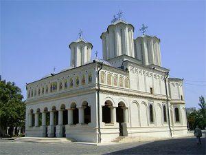 Cathédrale patriarcale Bucarest