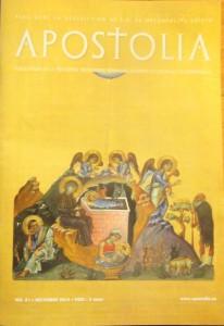 Apostolia n° 81 décembre 14