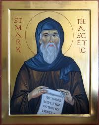 St Marc l'ascète