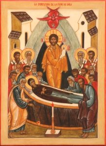 Dormition orthodoxametz